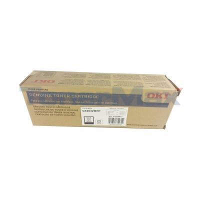 OKI CX2032 MFP TONER CARTRIDGE BLACK
